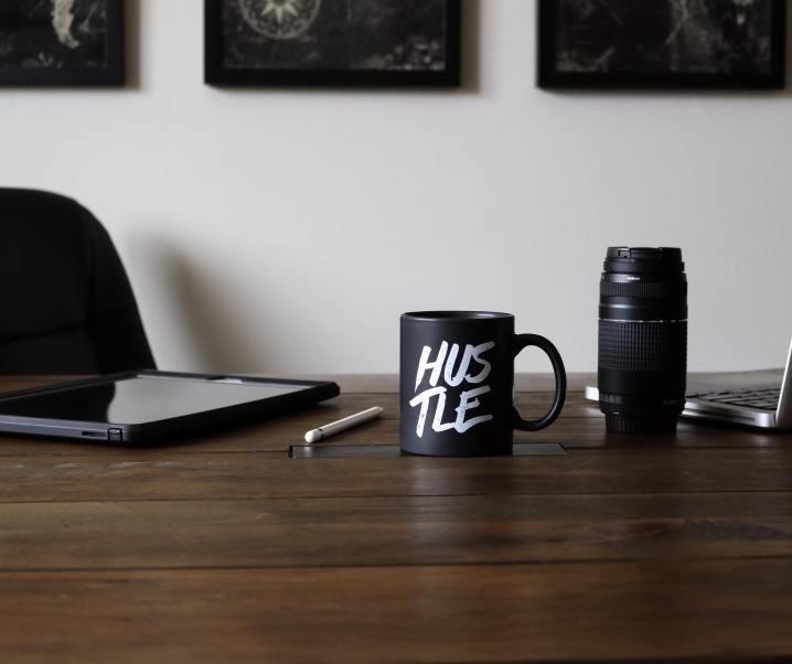 The Anti-Hustle