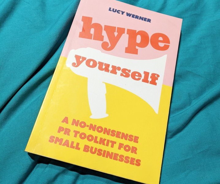 It's time to Hype Yourself (Book Review)