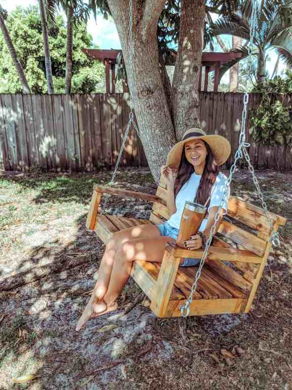 5 Self Care Ideas For Summer   Stay Hydrated, Soak Up The Sun, Play in The Water, Get Dirty, Remember To Rest.   justjeslyn.com