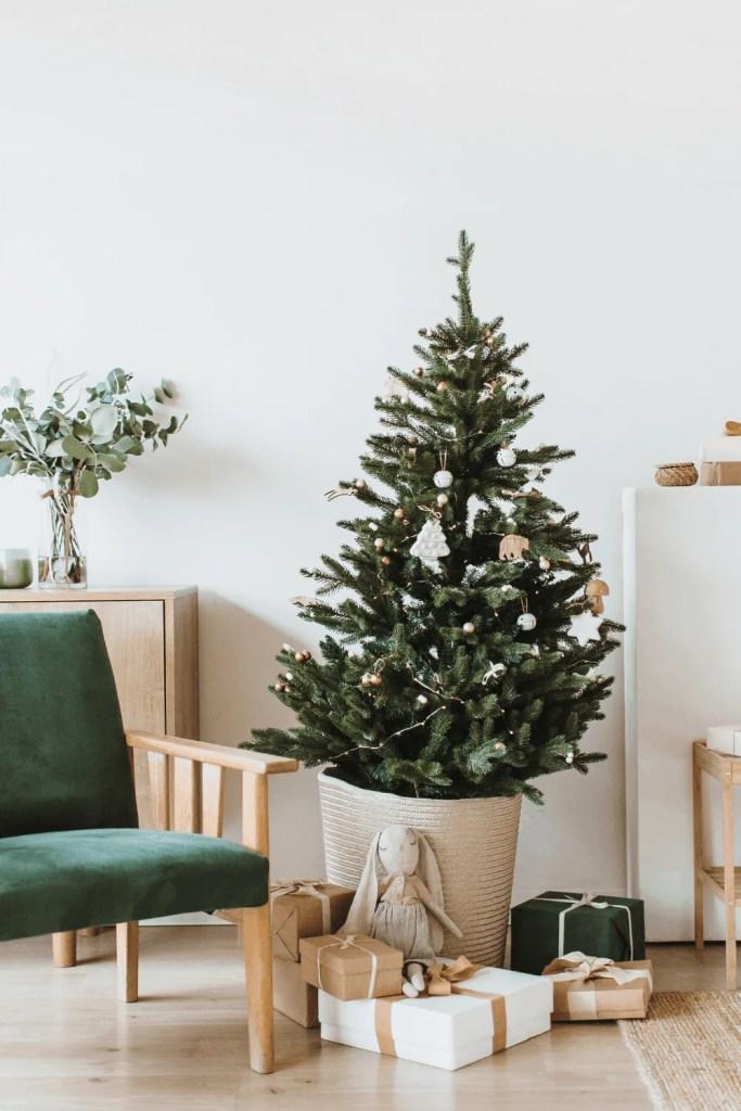 Tree in a Basket | Just Jes Lyn