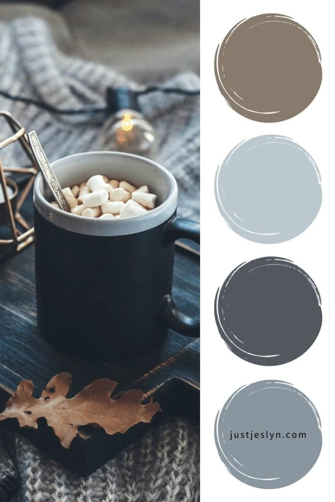 25+ Best Fall Color Palettes & Color Schemes (2021) | Just Jes Lyn