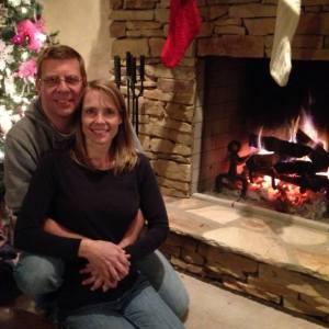 Johnny and Alisa Christmas