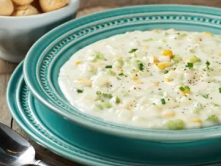 Newport Beachs New England Clam Chowder