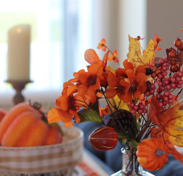 Welcome To My Fall Decor Home Tour!