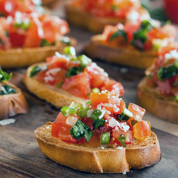 Appetizers To Make On New Year's Eve
