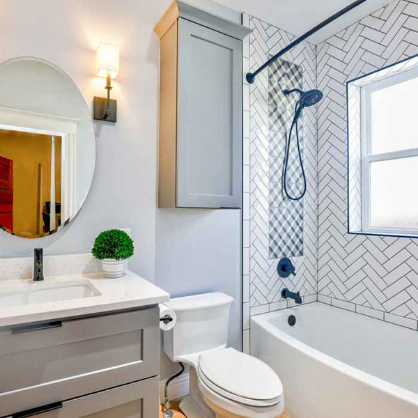 11 Simple Ways To Upgrade Your Bathroom On A Budget