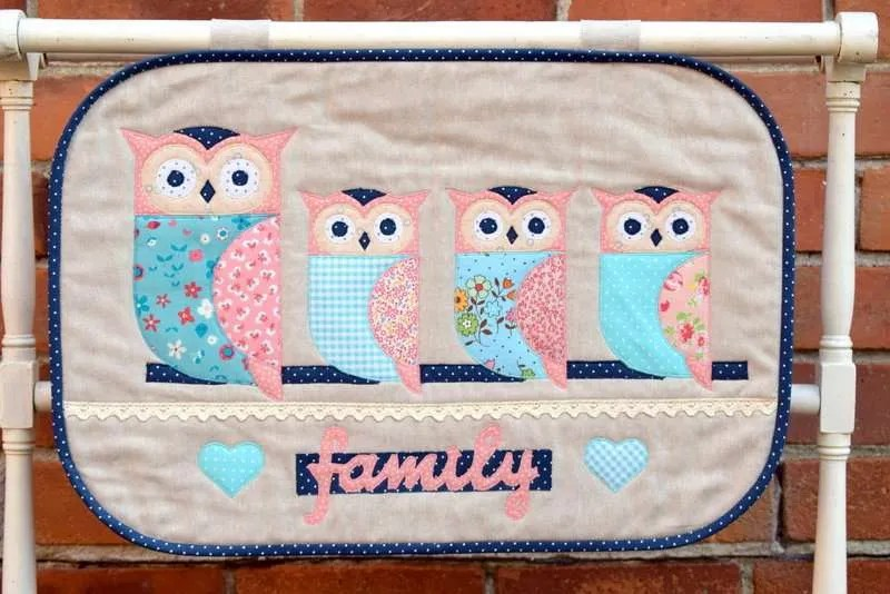 A Family of Owls!