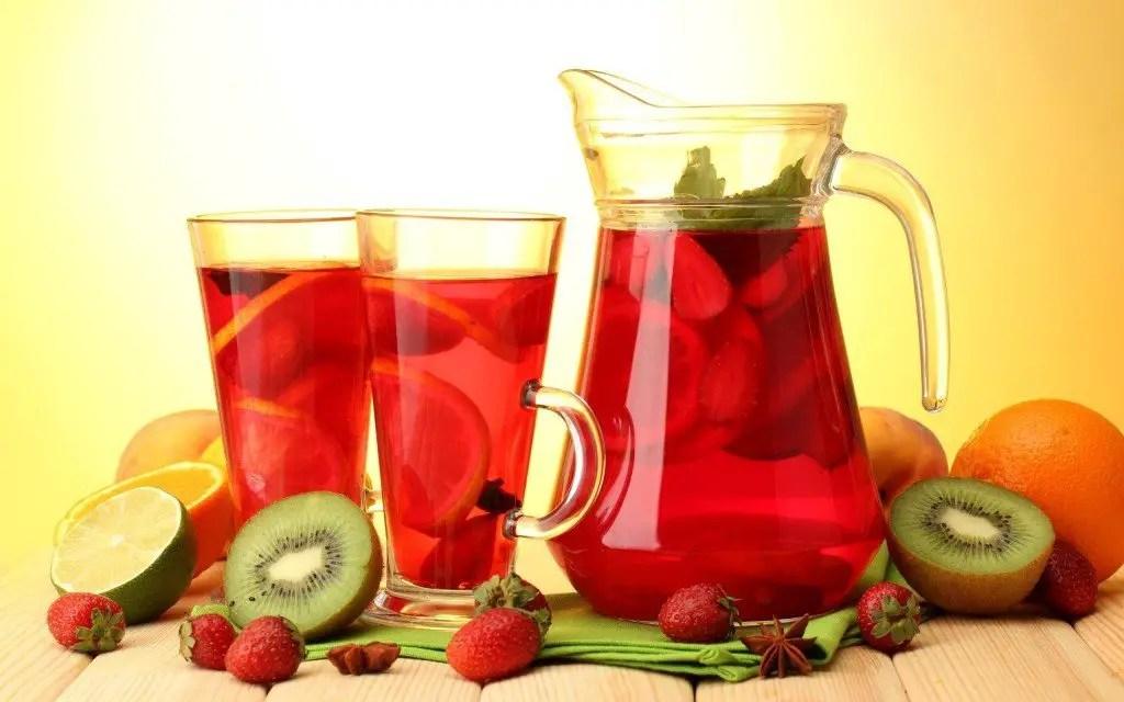 fruit juice benefits