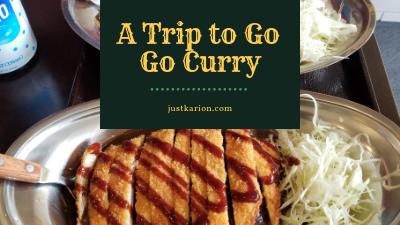 A Trip to Go Go Curry Harlem
