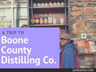 A Trip to Boone County Distilling Co