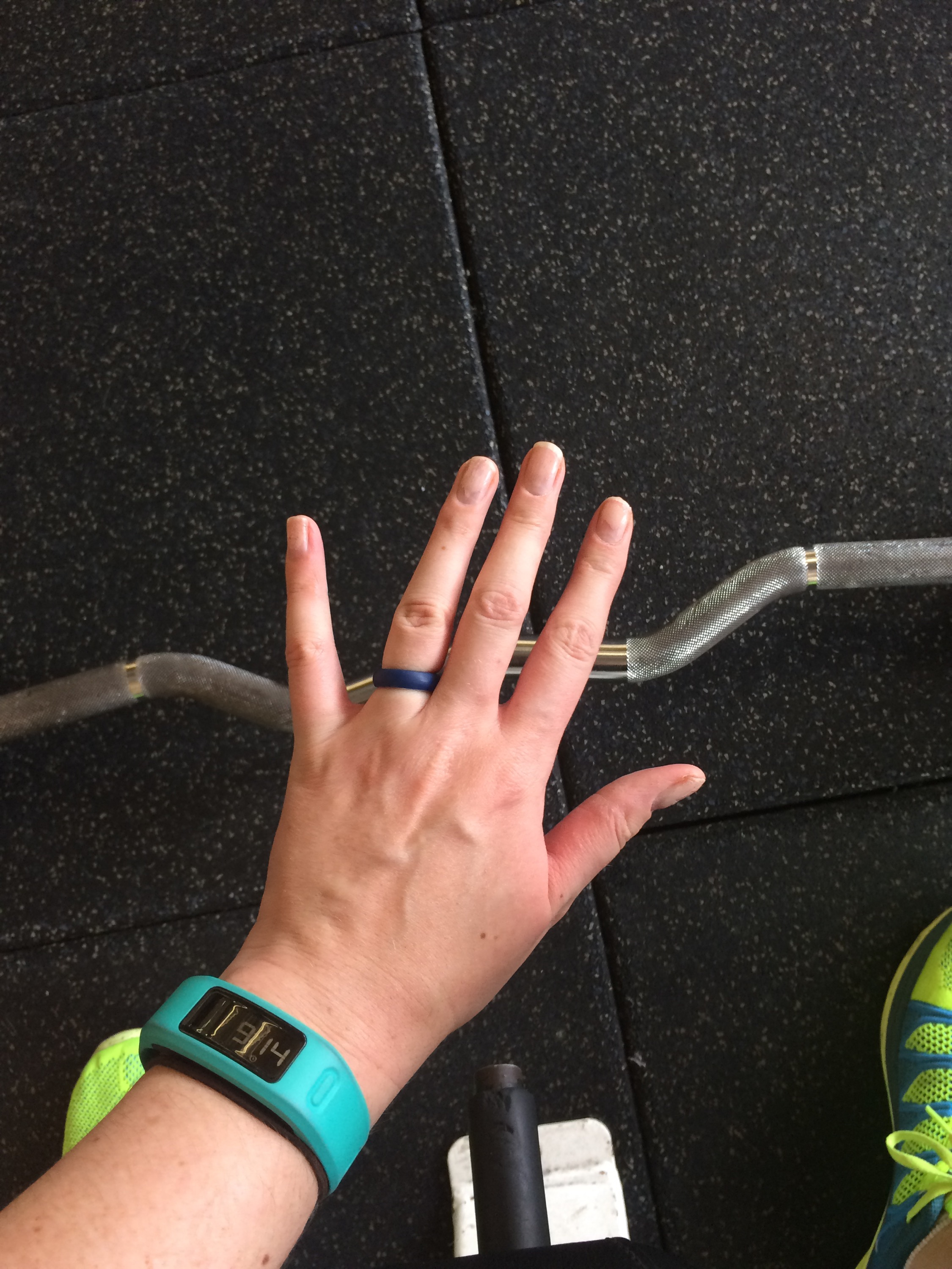 Product Review Qalo Ring