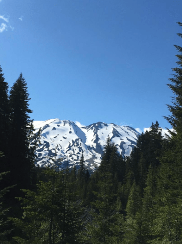 Friday Favorite: Ape Caves at Mt. St. Helens