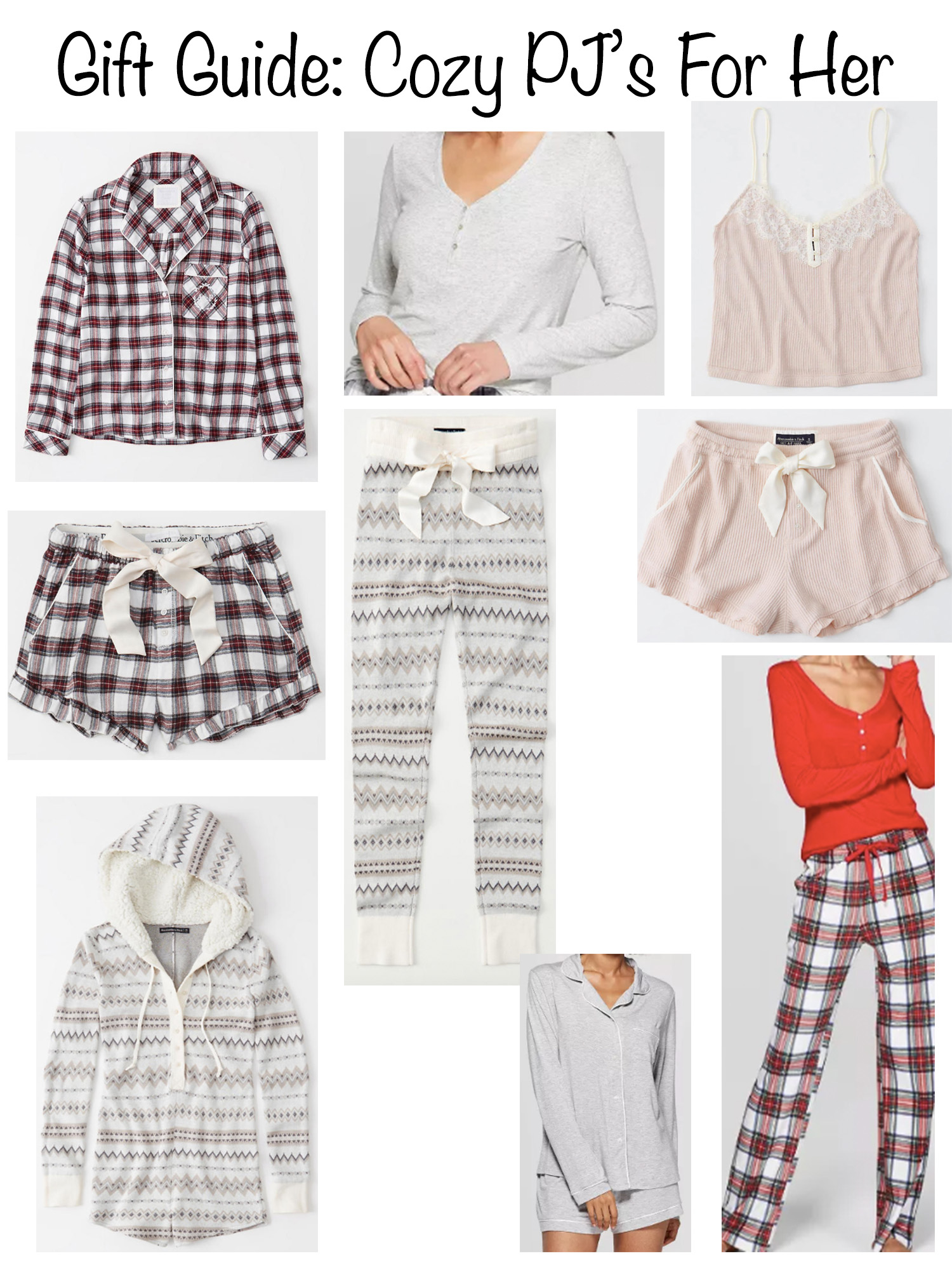 Cozy PJs For Her