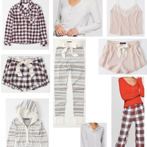 Gift Guide: Cozy PJ's for Her