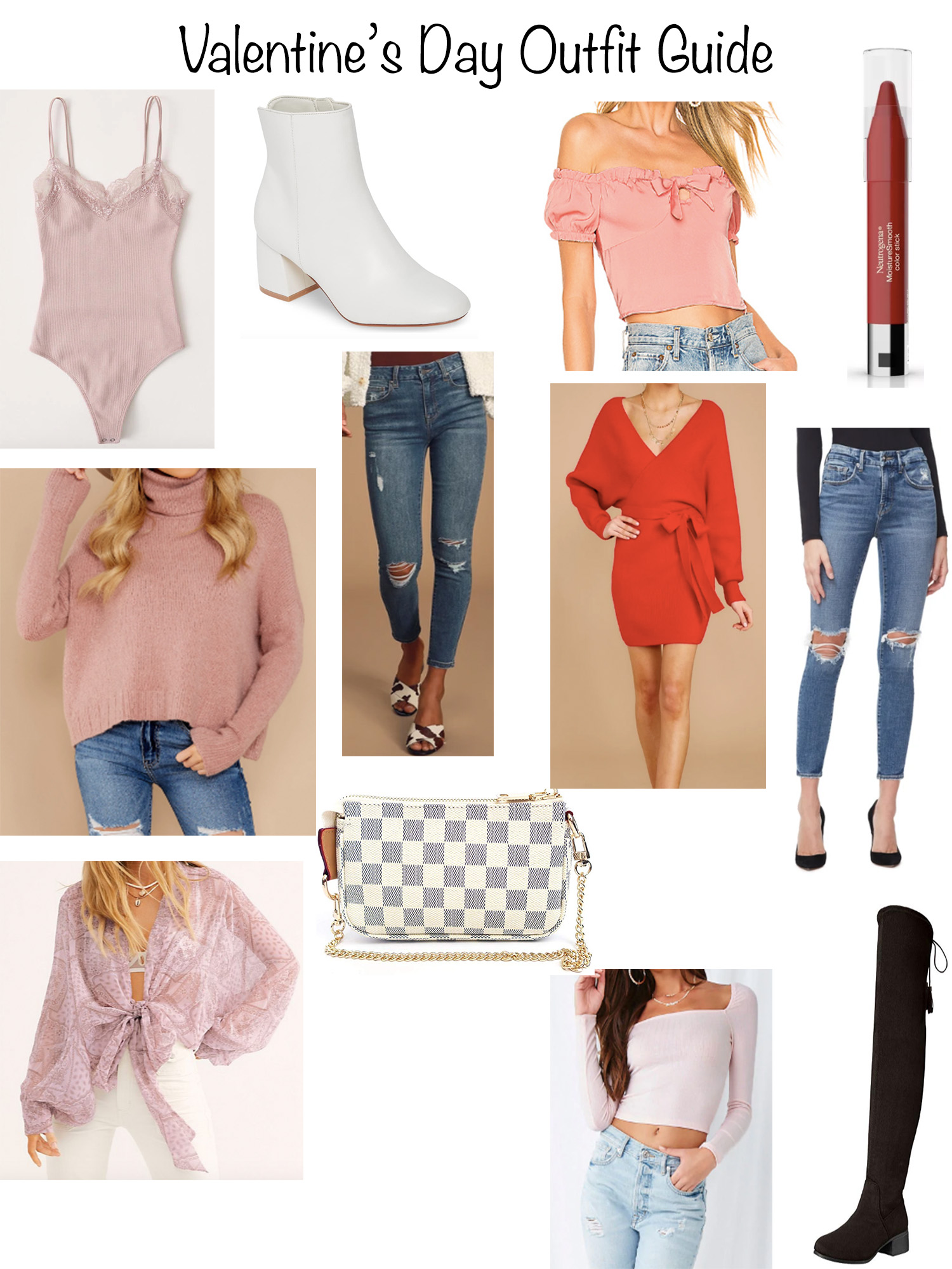 VDay Outfit Guide