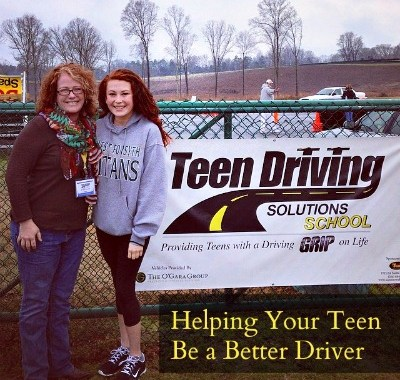 your teen driver needs you to drive better