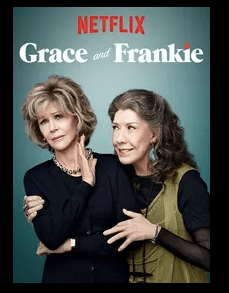 Grace and Frankie from Netflix