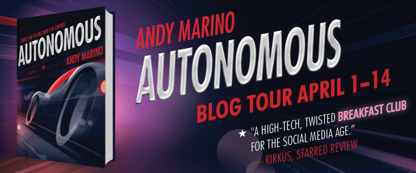 AUTONOMOUS by Andy Marino