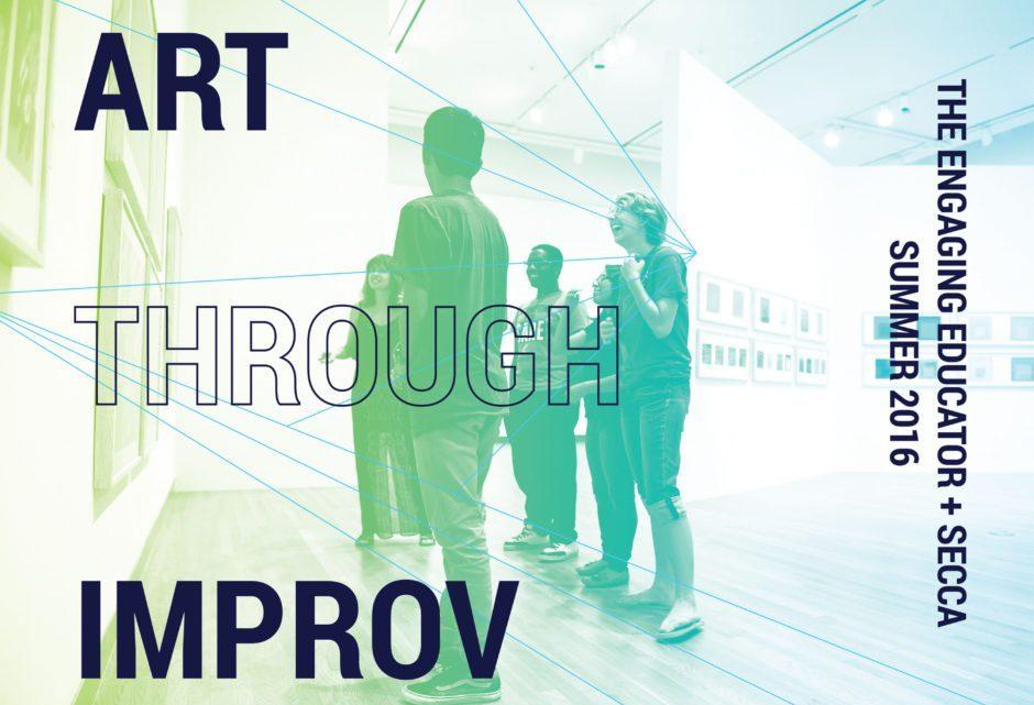 SECCA Summer Art Workshop: Art Through Improv