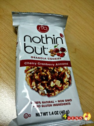 Nothin' But Snack Bars - Great tasting and good for you!