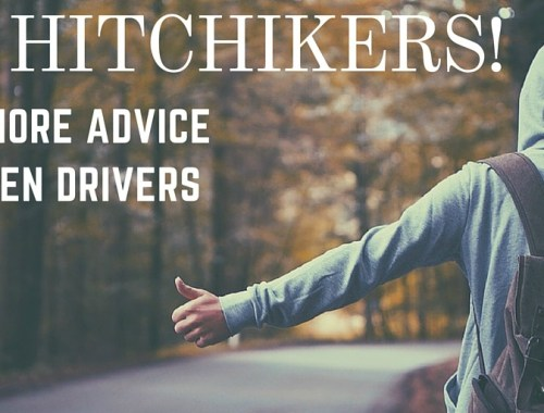 Teens hear a lot of rules about driving, but I want to talk about the rules you may have forgotten!