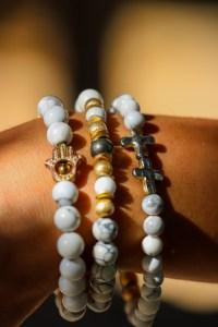 Bless Up Stack Bracelets