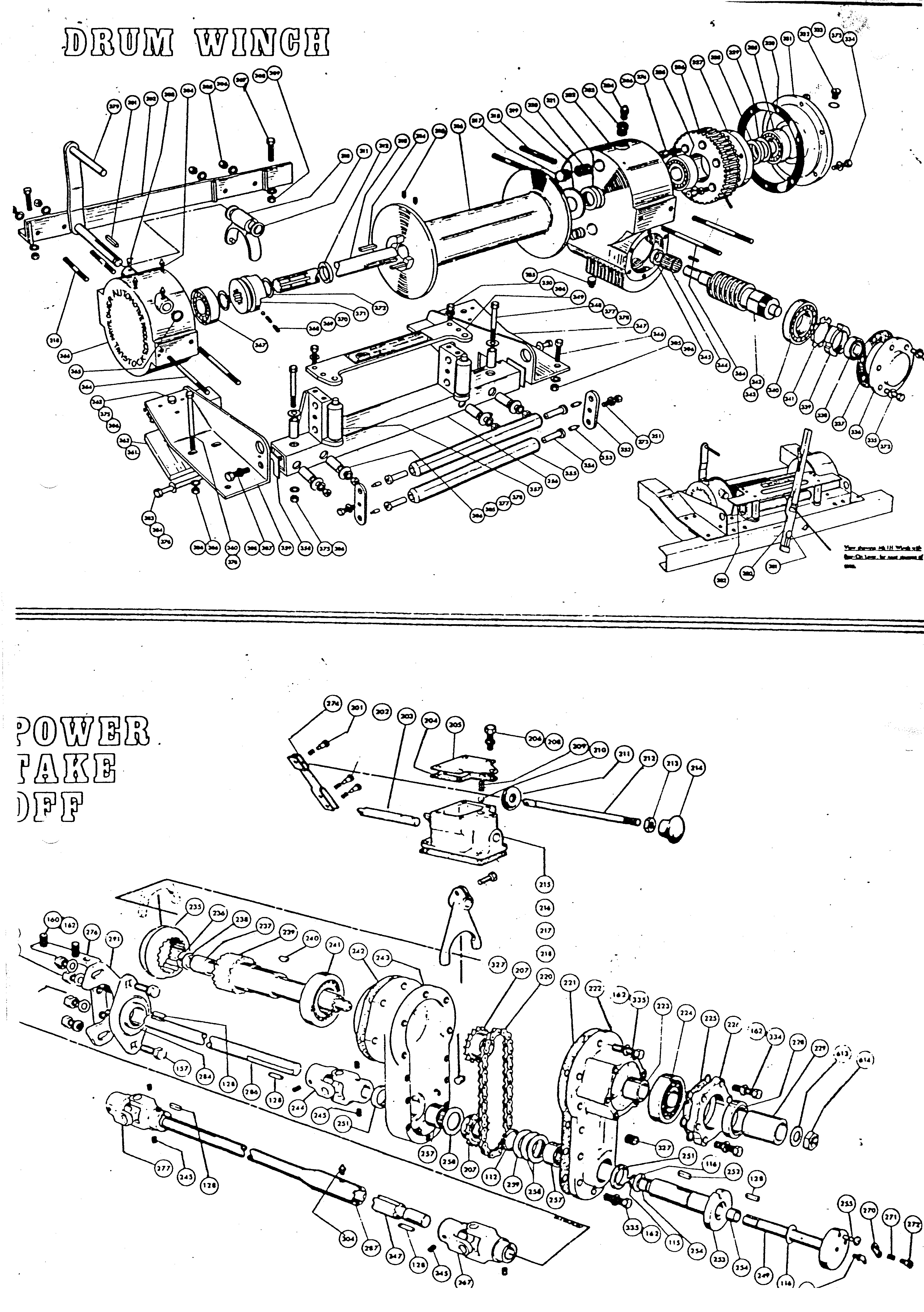 Fairey Overdrive Fitting Instructions