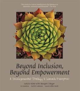 Beyond Inclusion Beyond Empowerment Book Cover