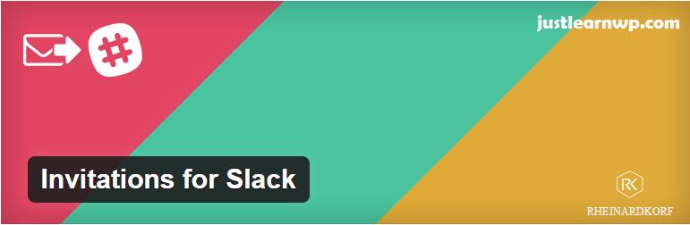 Invitations for Slack — WordPress Plugins WP REST API