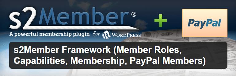 s2Member Most popular best wordpress membership plugins