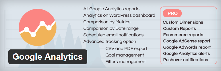 Google Analytics WD - must have wordpress plugins for business