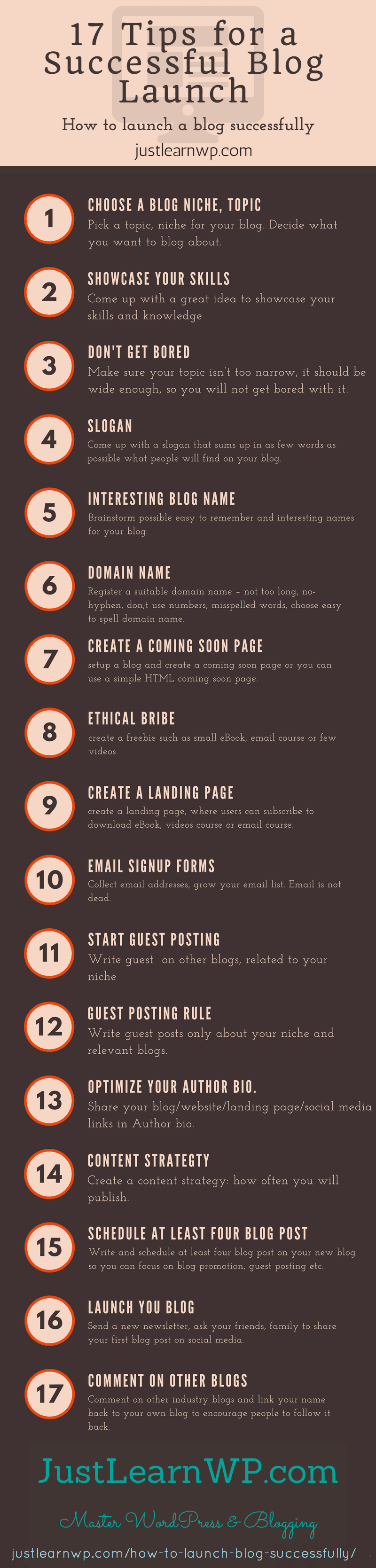 How To Launch Blog Successfully