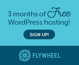 Free FlyWheel WordPress Hosting