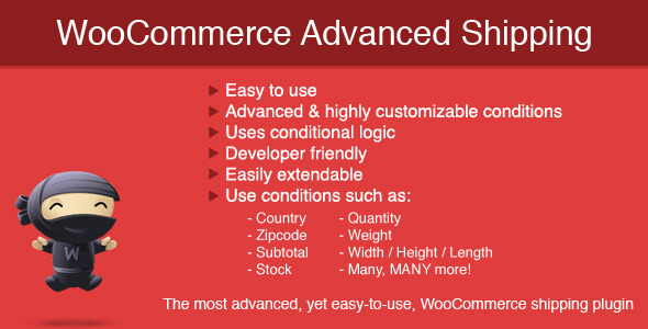 woocommerce advanced shipping plugin Best WooCommerce plugins for WordPress