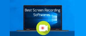 4 Best Screen Recording Softwares