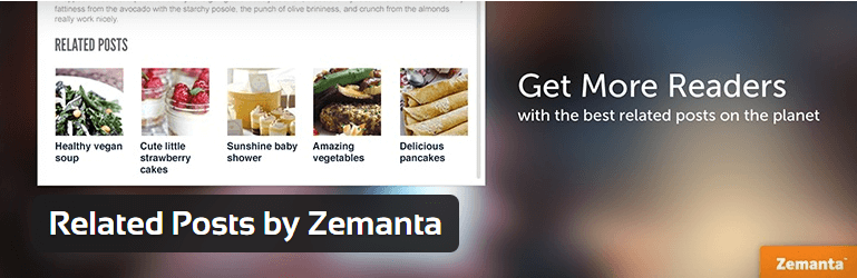 Related Blog Posts by Zemanta WordPress Plugin