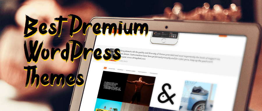 Best Premium WordPress Themes 2017