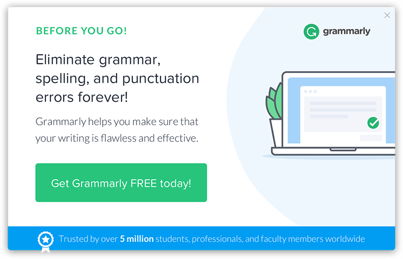 check grammar and spelling mistakes witg Grammarly free app