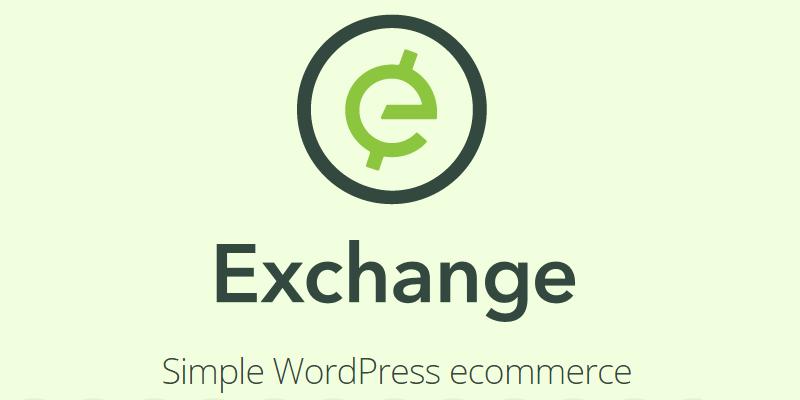 exchange wordpress ecommerce plugin