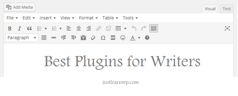 best WordPress plugins for freelance writers