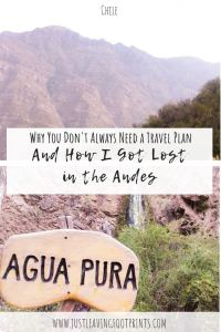 Why You Don't Always Need a Perfect Travel Plan