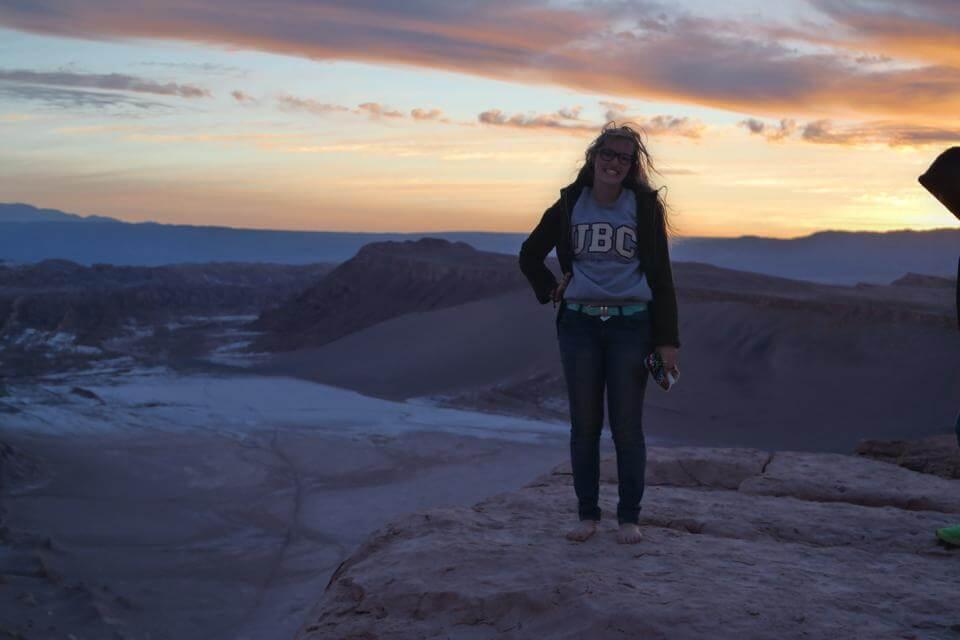 Visit Atacama Desert | Sunset at Valle de la Luna | San Pedro de Atacama Itinerary