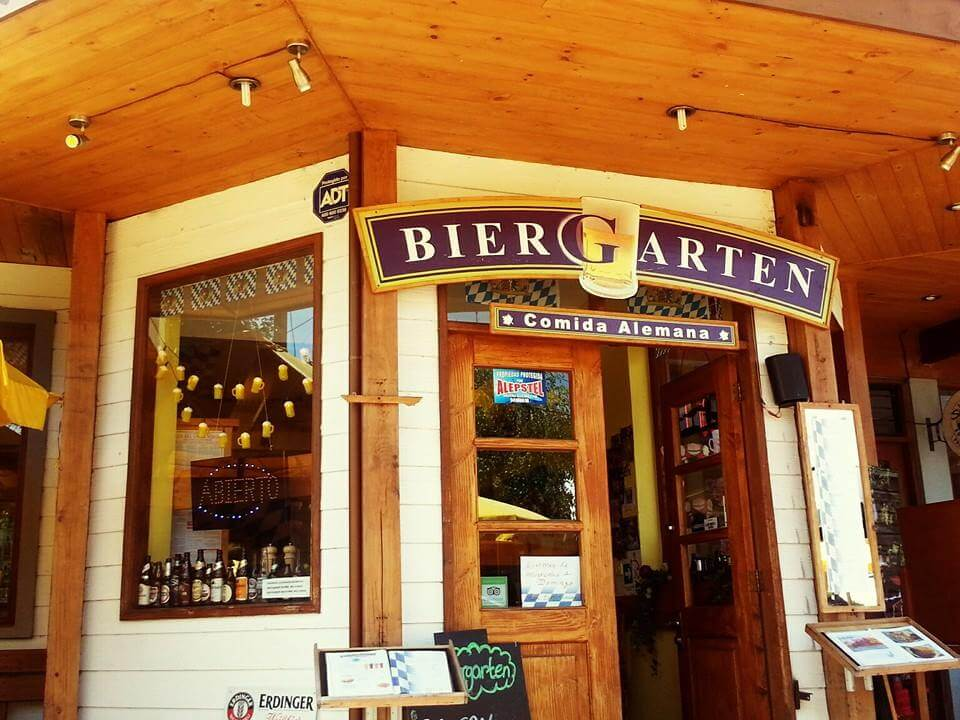 My Adventures in Pucon, Chile: German Food