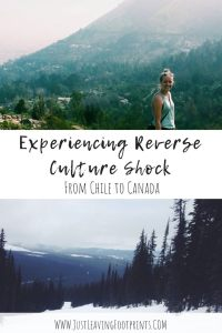 My Experience with Reverse Culture Shock from Chile to Canada