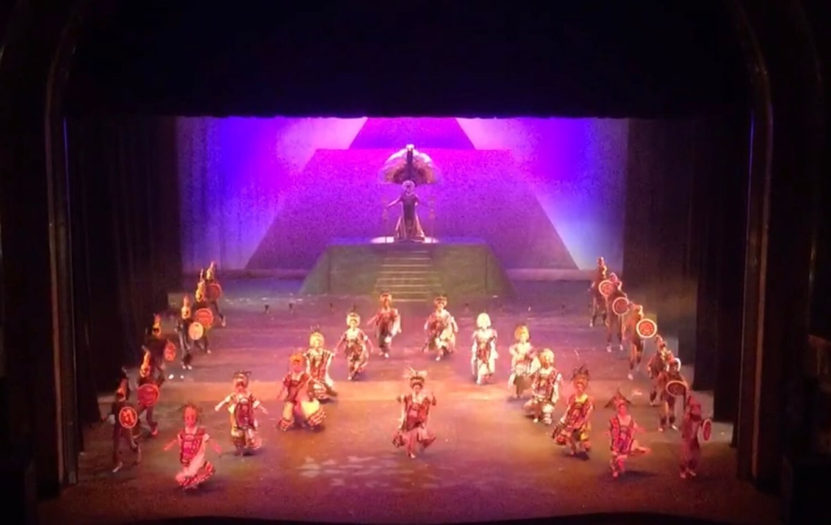 Folklore Ballet | Palacio de Bellas Artes | Mexico City