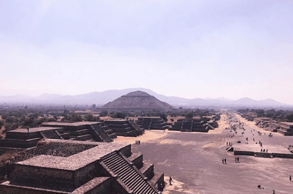 Pyramids of Teotihuacán | Things to do in Mexico City