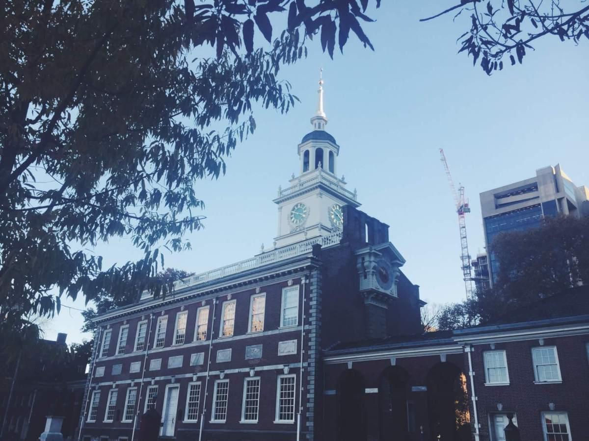 Independence Hall | Philadelphia Sightseeing