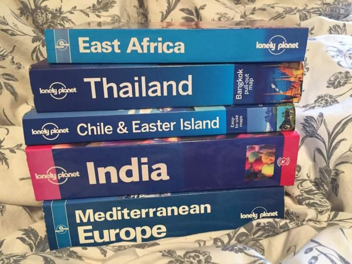 Guide Books on Amazon