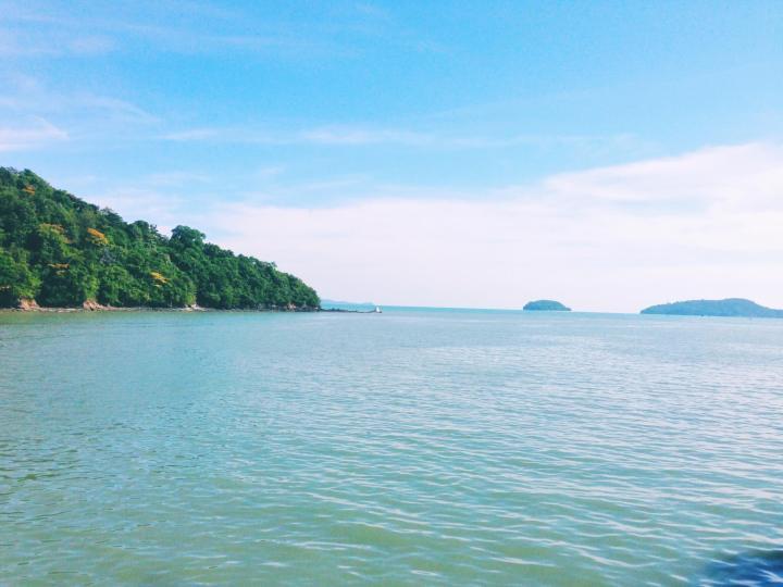 Thai Ocean Turquoise