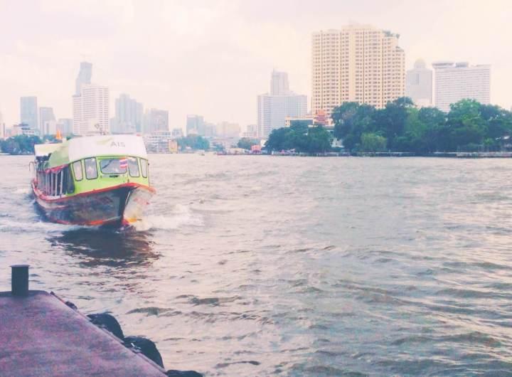 Water Transport in Bangkok